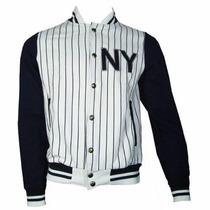 Blusa Moleton New York Branca Basquete 50% Algodão 50 %