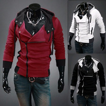 Jaqueta Assassins Creed Importada - Frete Grátis!
