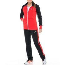 Agasalho Nike Feminino Raglan Polywarp Original