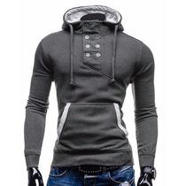 Moletom Masculino Casaco Abrigo Blusa Frio Agasalho