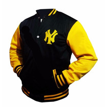 Jaqueta College Varsity New Yankees