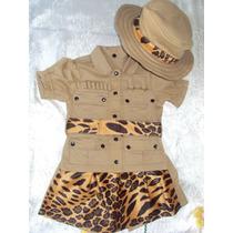 Fantasia Safari Infantil