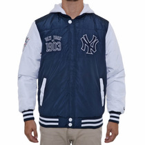 Jaqueta Masculina New Era College New York Yankees