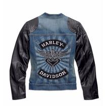 Jaqueta Harley Davidson Feminina