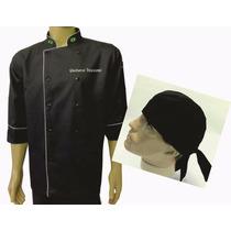 Doma + Bandana Chef Gastronomia,cozinheiro