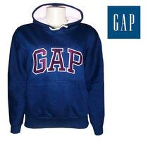 Blusa Moletom Gap Feminina Sem Ziper - Várias Cores + Frete