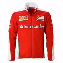 Nova Jaqueta Softshell Scuderia Ferrari F1 Team 2016 Em Sp!