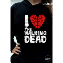 Blusa Moleton The Walking Dead