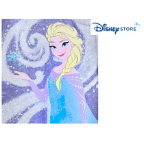 Casaco Moleton Princesas Frozen Disney Store Pronta Entrega