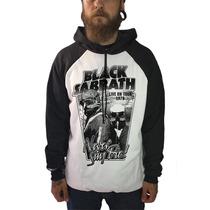 Blusa Moletom Black Sabbath Camisetas Ozzy Bandas Rock Metal