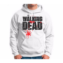 Blusa Moletom The Walking Dead - Bolso Canguru Personalizado