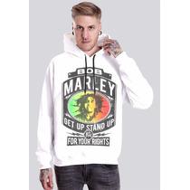 Blusa Bob Marley Reggae Moletom Camiseta Regata Rastafari