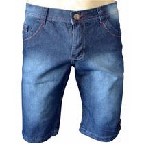 Bermuda Jeans Masculina Billabong Escuro Mesclado Bl01