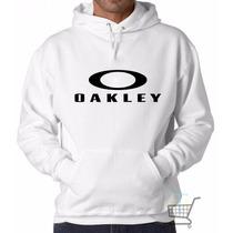 Moletom Oakley - Blusa Canguru - Frete Grátis Aproveite