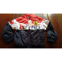 Jaqueta Infantil Menino Ferrari 03 /05/ 06 Promoção!!