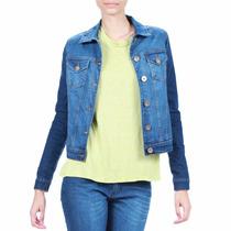 Jaqueta Jeans Feminina Sommer (colcci Ellus) No Tamanho P