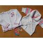 Lote Casacos De Trico Importados Carters Menina 12 Meses