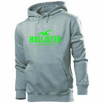 Blusa Moleton Hollister Super Mega Promoção. Frete Grátis