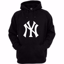 Blusa Moleton New York Yankees Ny Promoção