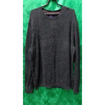 Blusa Suéter De Lã Masculina Marca Gap - Importado Tm/ Gg