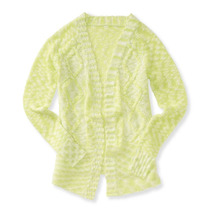 Aeropostale Cabo Womens Malha Cardigan Sweater