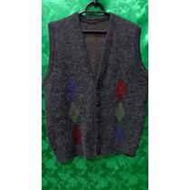 Colete Pullover De Lã Masculino Tm/g