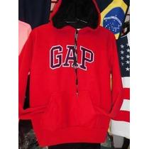 Oferta Blusa Agasalho De Frio Gap Moleton C/capuz Masculina