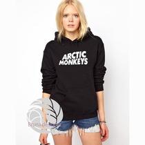 Blusa Arctic Monkeys Moletom Canguru - Promoção Limitada!