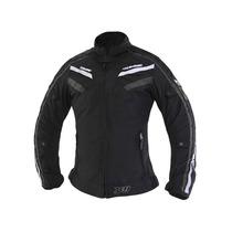 Jaqueta Motoqueiro Iron X11 Feminina - Com Proteções