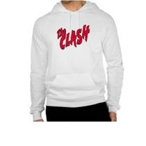 Blusa De Moleton The Clash