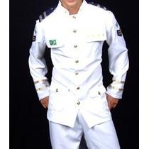 Fantasia Marinheiro Adulto (casaco E Quepe) Performer Angels