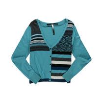 Kensie Colhida Womens Knit Cardigan Sweater