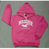 Moletom Hollister Infantil Masc/feminina