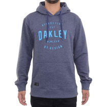 Moletom Masculino Oakley Disruptive Pullover Azul