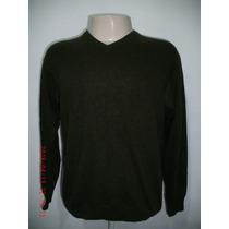 Lindo Suéter Em Lã Acrílica Zara ( Masc) Tam: M