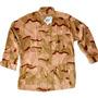 Jaqueta Camuflada Deserto Exército Americano Militar Importa