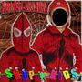 Blusa Casaco Moleton Agasalho Com Mascara - Homem Aranha