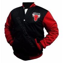 Jaqueta College Varsity Chicago Bulls