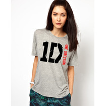 Camiseta One Direction A Melhor Do Mercado!