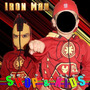 Fantasia Blusa Com Mascara - Homem De Ferro