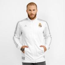 Jaqueta Blusa Abrigo Adidas Masc. Real Madrid Hino