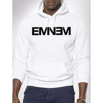 Blusa Eminem Moletom Canguru Frete Grátis Promoção !