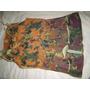 Blusa Feminina Crepe De Seda Estampa Floral Borboletas 42