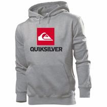 Blusa Moleton Quiksilver Super Mega Promoção ! Frete Grátis