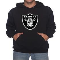 Blusa De Moletom Oakland Raiders - Blusa Raiders