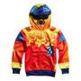 Fox 2015 Do Menino Imperial Full Zip Fleece Hoody - 11757