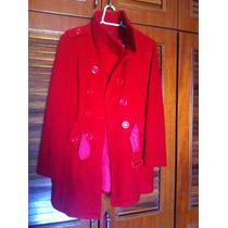 Casaco De Frio - Tam M - Vermelho Lindo!