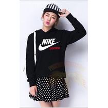 Blusa Moletom Canguru Nike Sportswear - Feminina- Exclusiva!