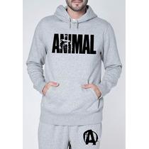 Conjunto Animal - Blusa + Calça Moletom - Personalizada!