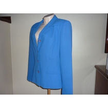 Lindo Casaco Azul Nº 42
